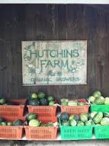 hutchins farm logo